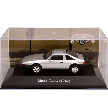 Altaya 1:43 IXO Miura Targa 1982 Diecast Models Miniature Collection Toys Cars Gift image