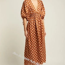 0c63e14fd2c72 Buy shirred waist dress and get free shipping on AliExpress.com