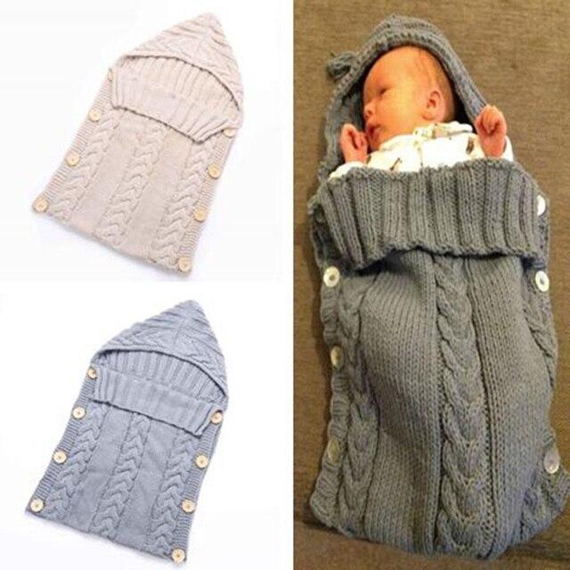 2016 Winter Baby Sleeping Bags Stroller Sleeping Bags Sleepsacks Newborn Envelope Cart Baby Blanket Infant Fleabag Swaddle Bag