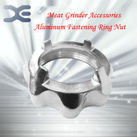 High Quality Meat Grinder Accessories Aluminum Aluminum Fastening Ring Nut Applies To 880 883 888 Free