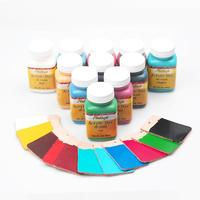 American Fiebing's Leather Paint Acrylic Dye color change agent dyeing pigment 59ml Leather Craft Tool painting DIY