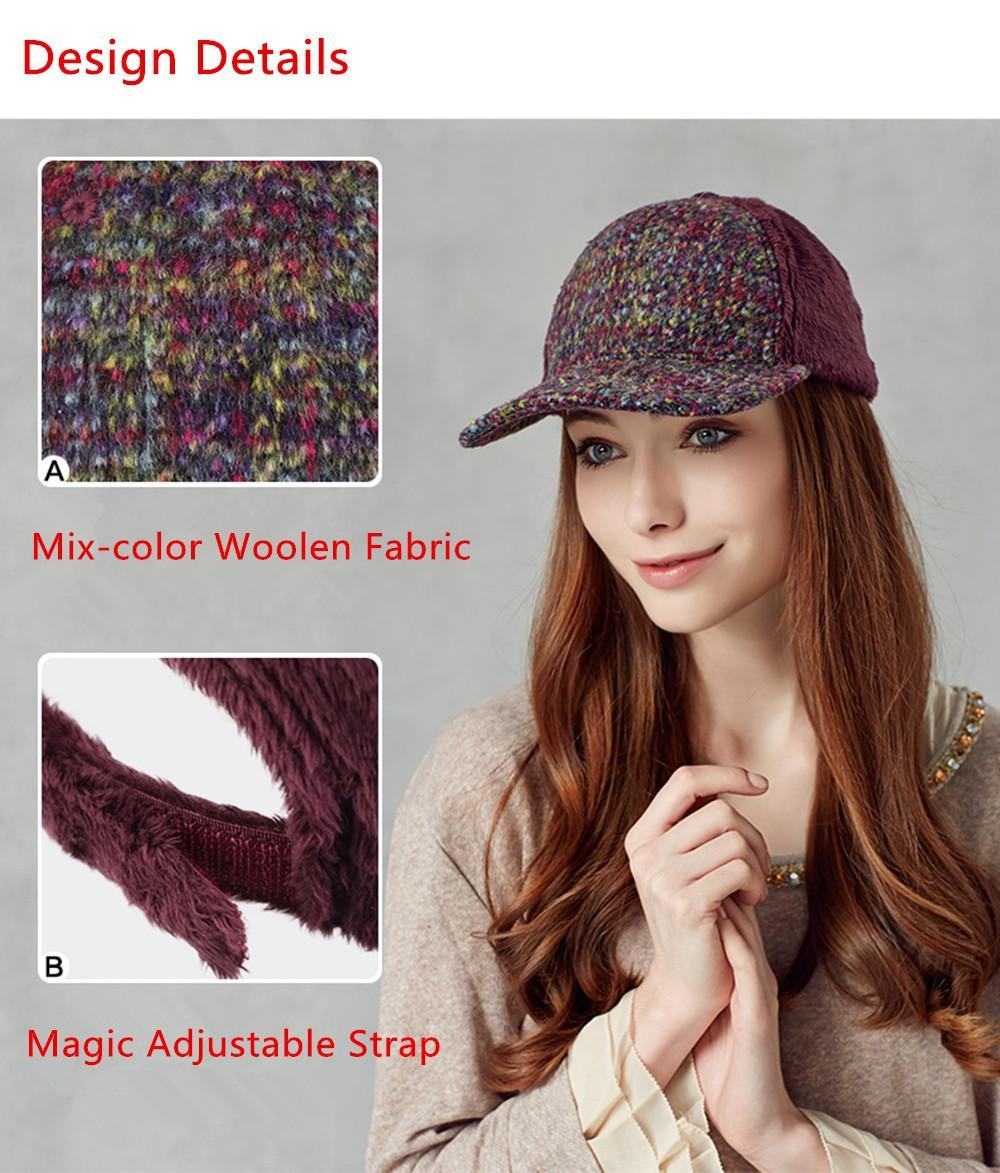 8a920feb02f ... Wool Baseball Cap  Fashion Warm Hat  Place of Origin  China. Product  Description. 2278 02 ...