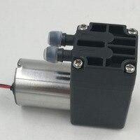 710ml/min electric diaphragm mini 24V DC brushless small liquid pump