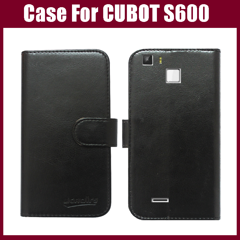Hot Sale! <font><b>CUBOT</b></font> <font><b>S600</b></font> Case New Arrival 6 Colors High Quality Flip Leather Protective Cover For <font><b>CUBOT</b></font> <font><b>S600</b></font> Case Phone Bag image