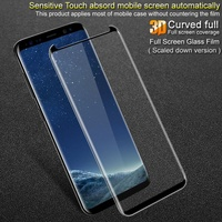 IMAK For Samsung Galaxy S8 Plus SM G955 Protector Film HD Full Coverage Tempered Glass Screen