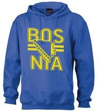 2019 Fashion New Bosnien Sweatshirt Bosnia Hooded Kapuzensweatshirt Kapuzenpulli