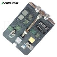 Jyrkior 범용 정밀 더블 클램프 PCB 보드 메인 보드 홀더 고정 장치 IC 그루브