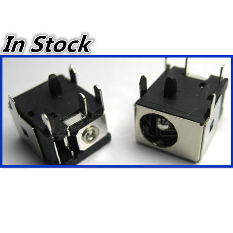 New Laptop DC Power Jack Charging Connector Port Scoket Plug For MSI U210 U230 GX700 U135DX <font><b>U160</b></font>/DX CX420 MS-1453 image