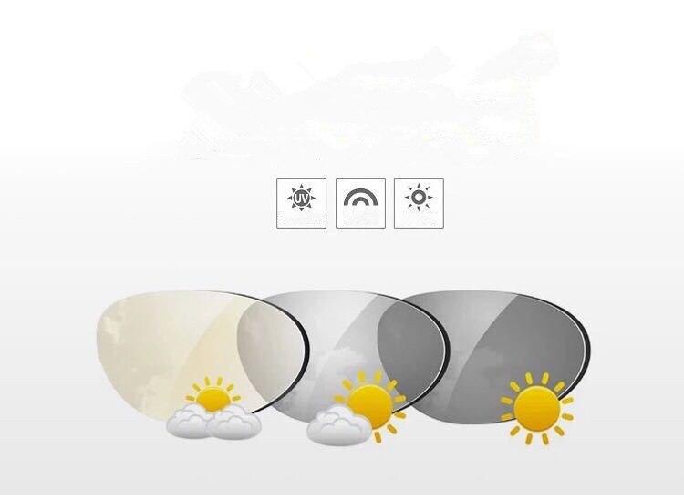 Lens Progressive Multifocal linzalar Reçeteli linzalar Xüsusi - Geyim aksesuarları - Fotoqrafiya 3
