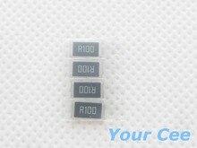 50 pcs 2512 SMD Resistor 1W 0.1R 1% Chip Resistor 0.1 ohm R100