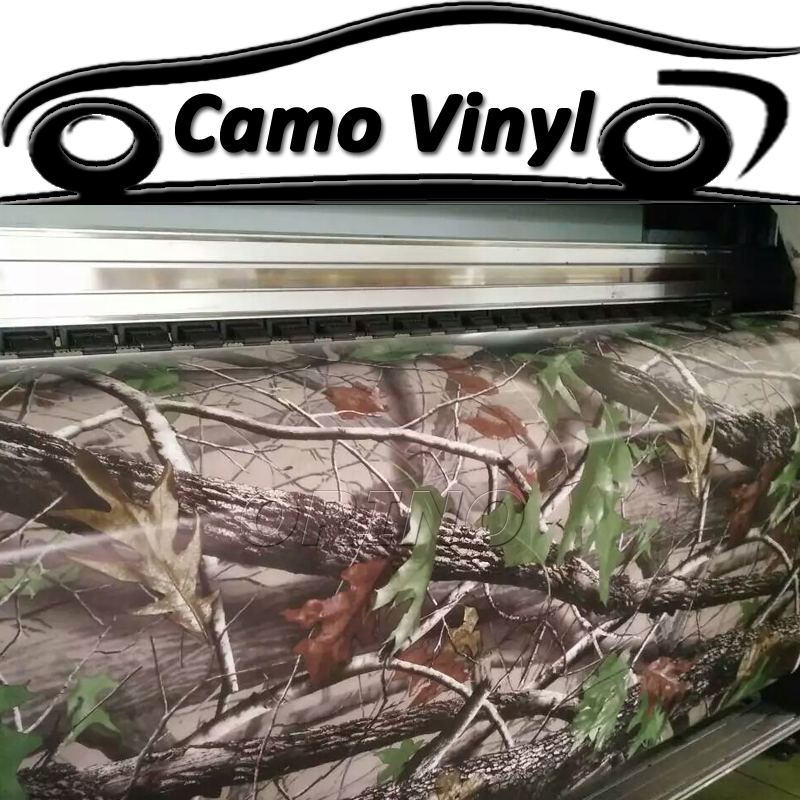 orino realtree camo vinyl wrap sticker real tree leaf camouflage film for vehicle truck. Black Bedroom Furniture Sets. Home Design Ideas
