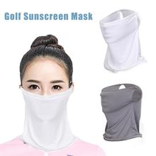Cycle Mask Foldable Golf Riding Outdoor UV Blocking Sun Protection Skin Care Neck Face Masks Summer Dustproof Breathable