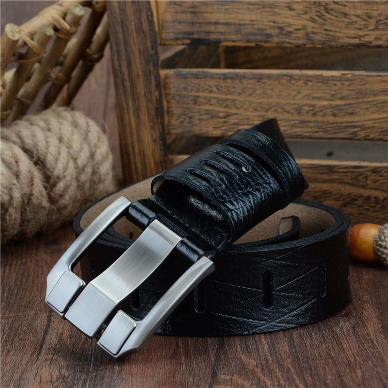Men's Genuine Leather Belt 2