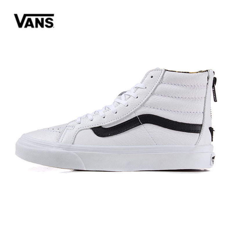 2018 Original Authentic Vans New Women Skateboard Shoes Sneakers Breathable classic Non-slip Low Flat Casual Shoes VN0A349CM1S цена