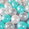 Tiffany blue clear