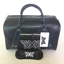 246ad2da71c6 SHOPGO PXG Golf Clothing Bag PU Leather Waterproof One Shoulder Travel Golf  Shoes Bags Colorful For