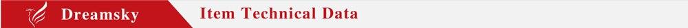 Item Technical Data5-9