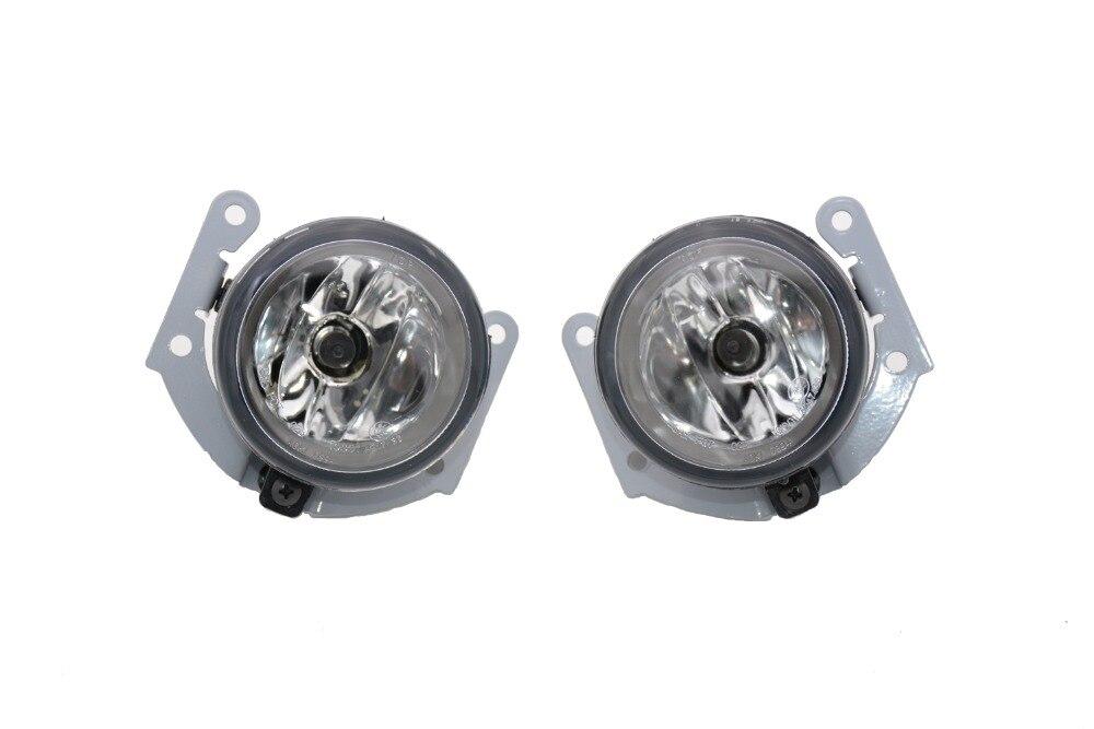 2 шт./пара автомобиля передний бампер вождения противотуманные фары свет с лампами накаливания для Мицубиси L200 Тритон Пикап 2010-2017