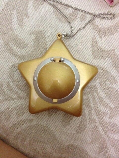 New Sailor Moon Moonlight Memory Star Locket Starlit Sky Upgraded Music Box