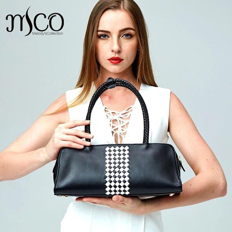 ФОТО Fashion bag women handbag genuine leather hand bag luxury handbags women bags designer crossbody bags Female bolsa feminina 2016