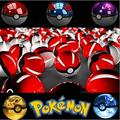 Movie Pokeball Powerbank 10000mah Power Bank Pokeball Powerbank Poke ball banca di potere banco do poder Energienbank banque