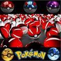 Movie Pokeball Powerbank 10000mah Power Bank Pokeball Powerbank Poke ball banca di potere banco do poder Energienbank banque