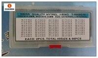 무료 배송 98 개 고품질 하이트 렐 고리 1.0 미리메터 두꺼운 시계 크리스탈