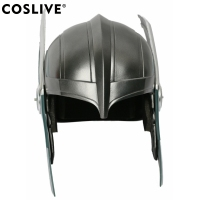 Coslive Thor Ragnarok Cosplay Resin Full Head Adult Helmet Cosplay Costume Mask