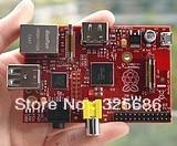 Send shell + power cord + heatsink Raspberry Pi B type rev2.0 512MB free delivery