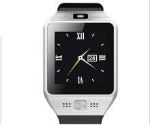 """2016ใหม่JV08 1.54 """"HDสมาร์ทนาฬิกาบลูทูธสมาร์ทนาฬิกาสายรัดข้อมือโทรศัพท์สนับสนุนซิมและบัตรTFสำหรับip hone IOS A Ndroidซัมซุง"""