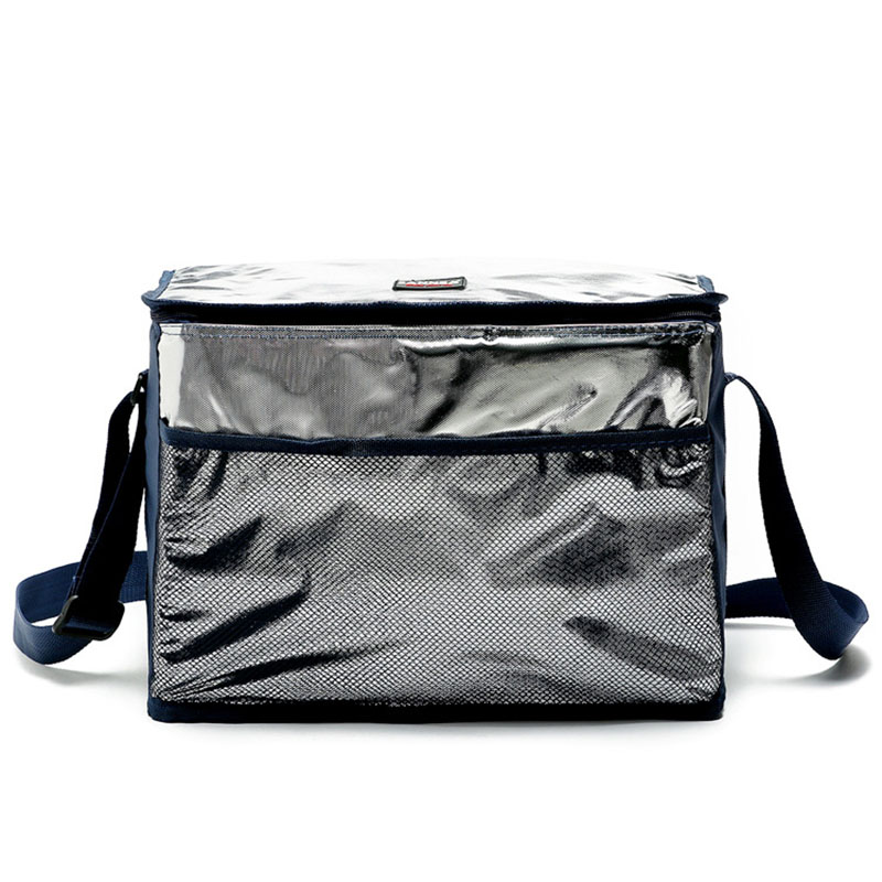 fresh mantendo isolados bolsa do Thermal Cooler Bag : Neoprene Insulated Cooler