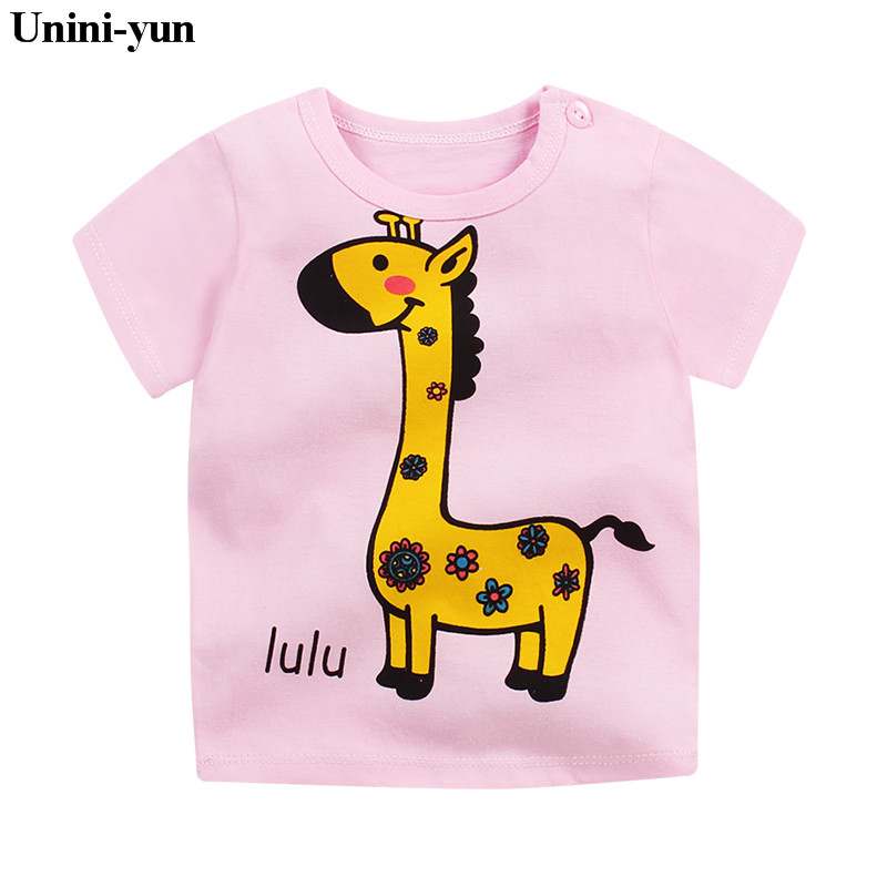 Hot Sale Fashion Children T Shirts Cotton Character Boys Clothes Baby Short Sleeves Sport Style Tops Casual Lovely Kid tee