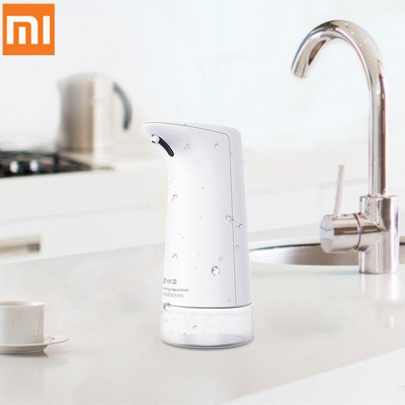 Xiaomi Xiaowei Intelligent Portable Soap Dispensers Auto Induction Hand Washing Machine Foaming Soap Dispensers W66018XPXiaomi Xiaowei Intelligent Portable Soap Dispensers Auto Induction Hand Washing Machine Foaming Soap Dispensers W66018XP