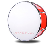 24 inch / Red Afanti Music Bass Drum (BAS-1044)