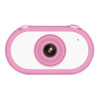 키즈 카메라 미니 만화 lsr 디지털 다기능 아기 에너지 절약 생일 착용 내성 선물 hd 1.5 인치 장난감 귀여운