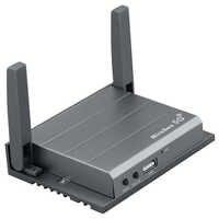 Coche Wi-Fi Mirrorlink caja para IOS10 iphone/Android Miracast/AirPlay/reflejo de pantalla/DLNA/CVBS HDMI retrovisor AV enlace WIFI MiraBox