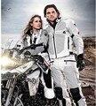 2016 Ajuste para REVIT TornadoTitanium chaquetas motocross Con forro extraíble y equipo de protección