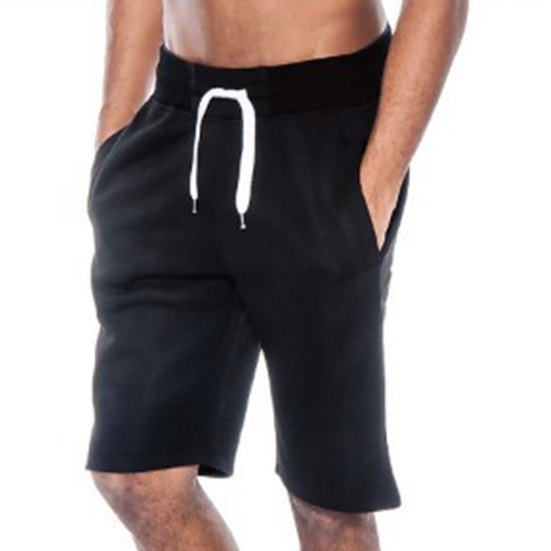 Summer Men Casual Sweatpants Shorts Joggers Trousers Shorts Men Fitness Clothing Bodybuilding Men Shorts Summer Men Clothing 3XL