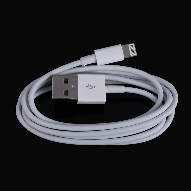 Cables 8-Pin-Charger Micro-Usb Universal For iPhone iPad4/5 Xs 1m
