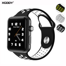 XGODY DM09 Plus Smart Watches For Children Men Women Smartwatch Connected Android IOS Phone Fitness Bracelet  With Sim Card