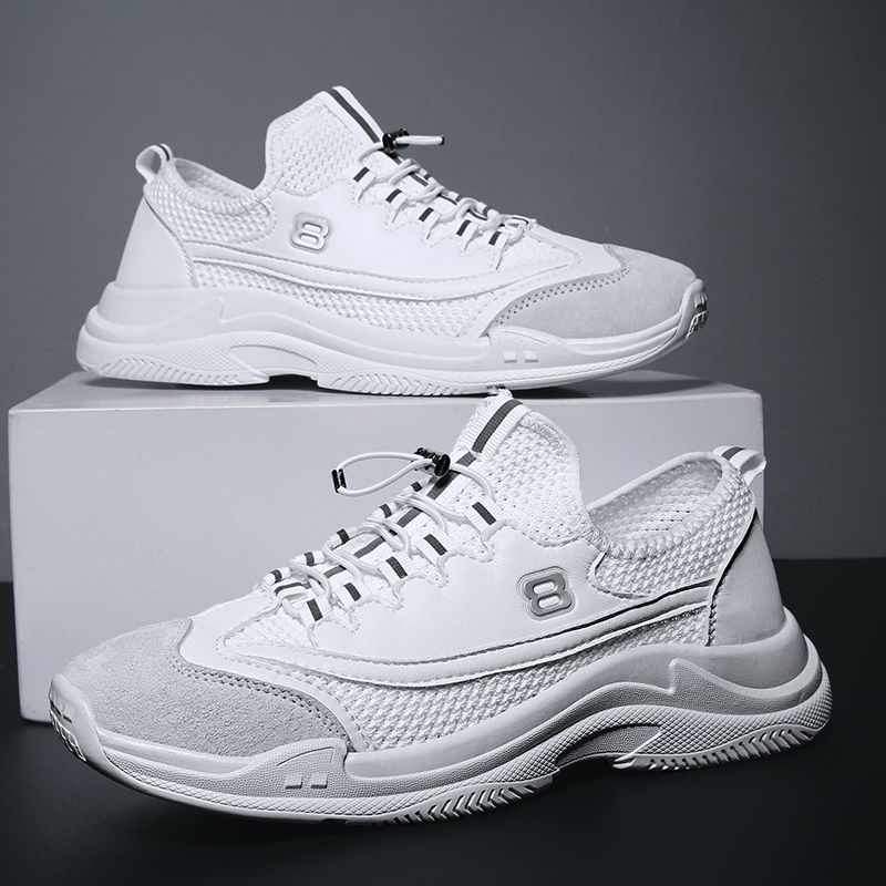 2018 Summer Mens Running Shoes Outdoor Jogging Training Shoes Sports Shoes Mens Breathab ...