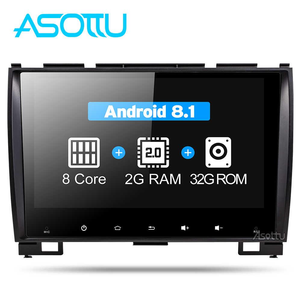 Asottu CH59081 2G + 32G أندرويد 8.1 مشغل أسطوانات للسيارة Haval تحوم الجدار العظيم H5 H3 راديو السيارة لتحديد المواقع naviagtion سيارة الوسائط المتعددة مشغل ديفيدي