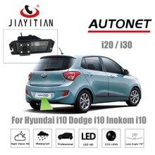 Câmera Traseira para Hyundai i10 i20 i30 JiaYiTian para Dodge i10 Visão CCD Noite de backup Estacionamento Invertendo Câmera/Assistência de estacionamento