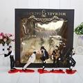 5pcs/set 12cm Michael Jackson PVC Action Figure MJ Collection Model Toy