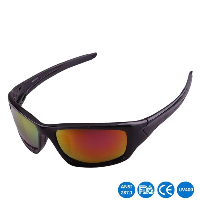 Profesionální Outdoor Sport Kemp Turistika Cyklistika Brýle Ochrana proti UV400 Rybářské brýle Pánské ženy Sluneční brýle