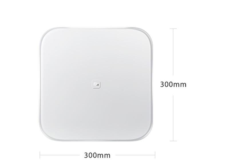 Xiaomi Mi-Scale Balance-Bascula Original Ios Digital Electronic Bluetooth-4.0