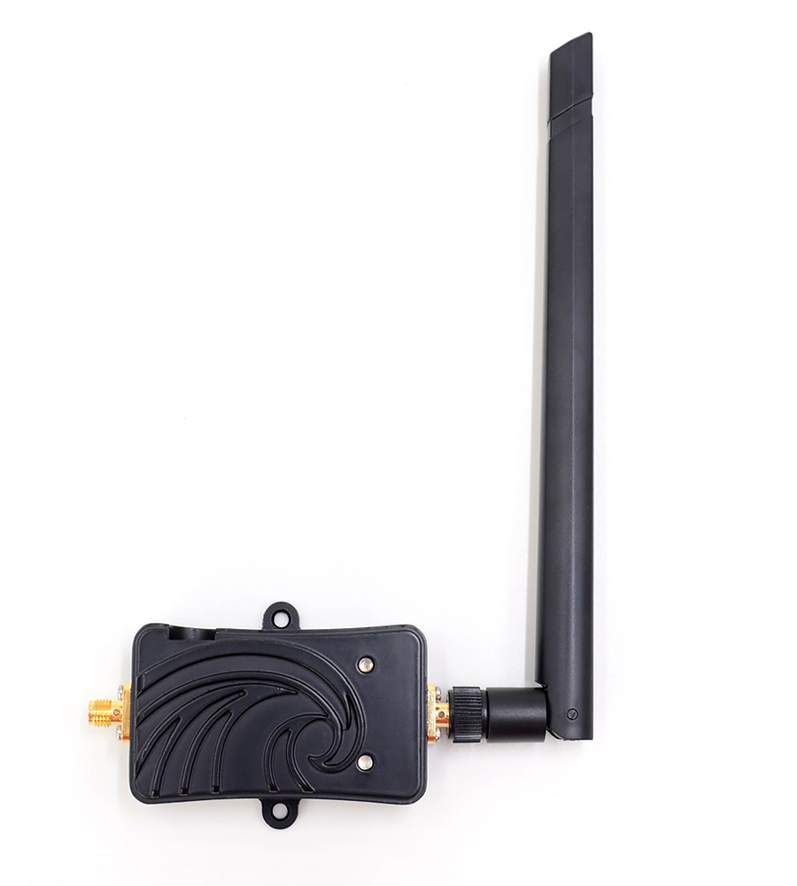 5W 5000mW 802.11a/an Wifi Wireless Amplifier Router 5.8Ghz WLAN signal booster Antenna Broadband Signal Booster For wifi Router