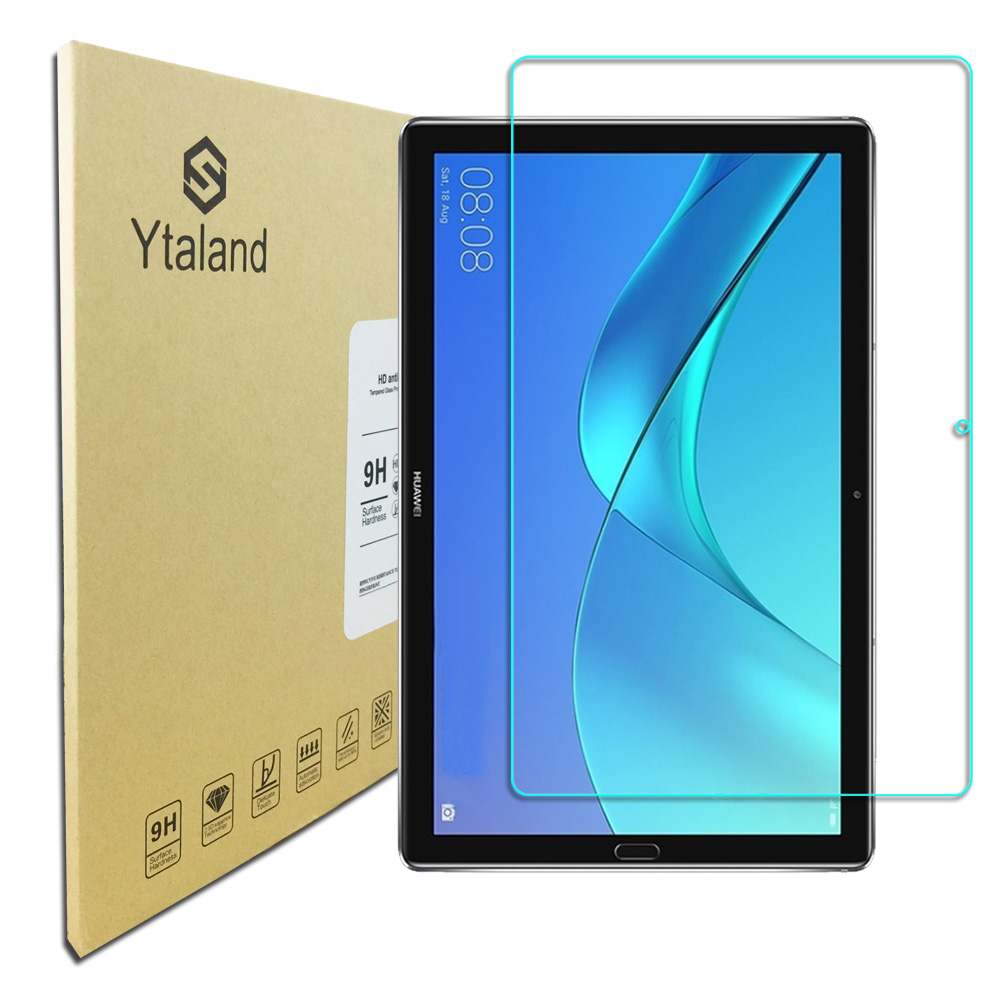 Ytaland Tempered Glass For Huawei mediapad T5 10inch