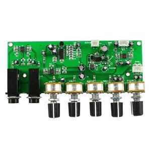 Image 5 - GHXAMP PT2399 Karaoke Reverb Microfoon Voorversterker Board Galm Versterker DIY DC12V Ingebouwde Boost Dynamische Dual P