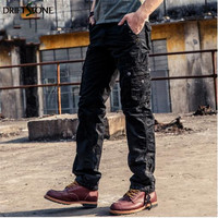 Fashion Tactical Cargo Pants Men S Military Army Pants Casual Multi Pockets Men S Trousers Plus